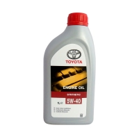 TOYOTA Engine Oil 5W40 SM/CF, 1л 08880-80376GO