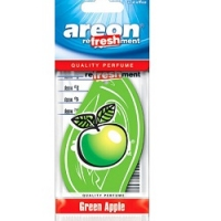 Areon REFRESHMENT Зеленое яблоко (Green Apple), 1шт MKS03