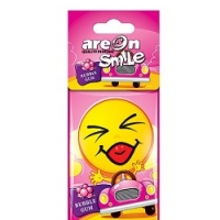 Areon Smile Ring Бабл-гам (Babble Gum), 1шт ASD12