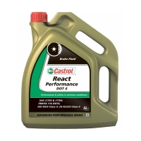 CASTROL React Performance DOT 4, 5л
