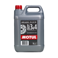 MOTUL DOT 3,4 Brake Fluid, 5кг 104247